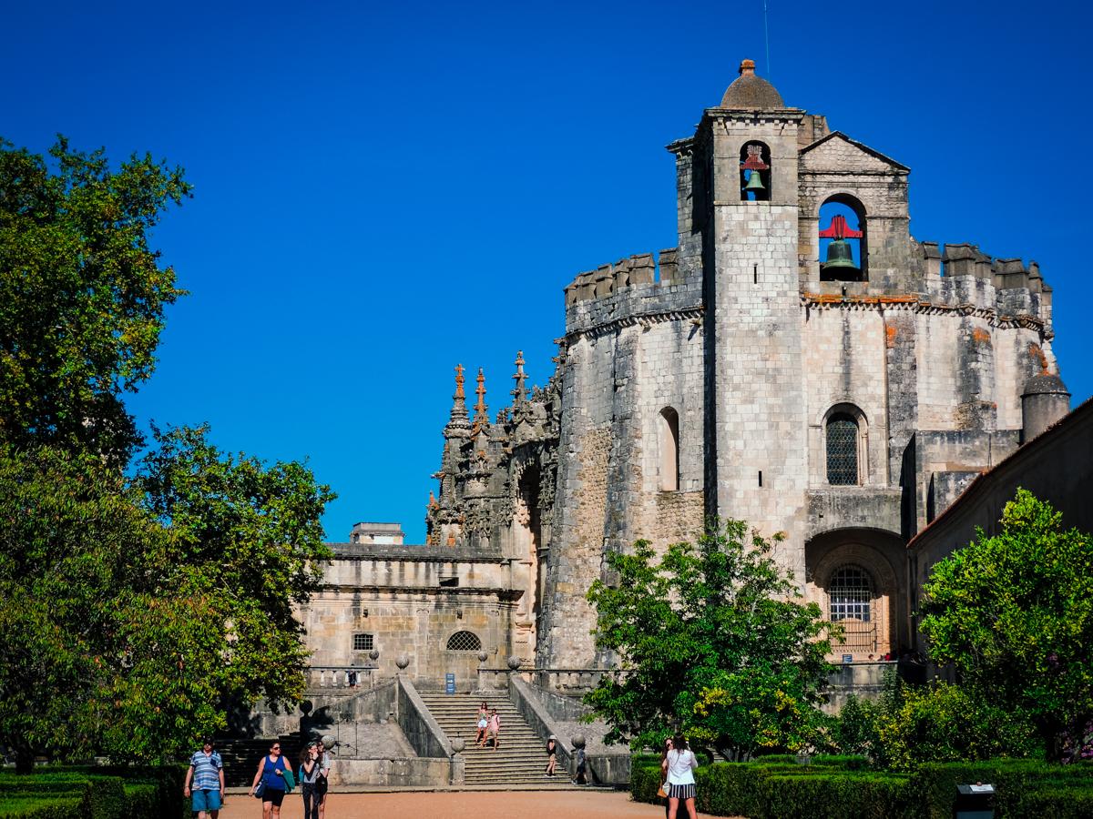 Tomar Monastery, Portugal