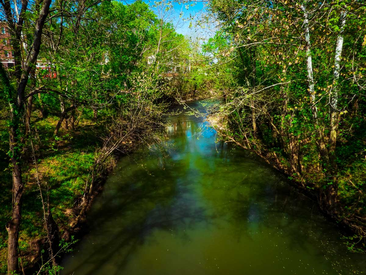 Harpeth River in Franklin, TN