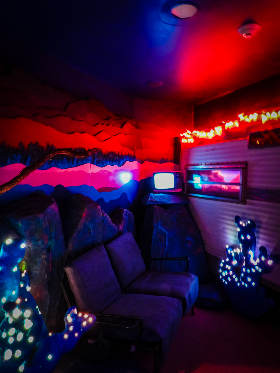 HOER Airstream interior