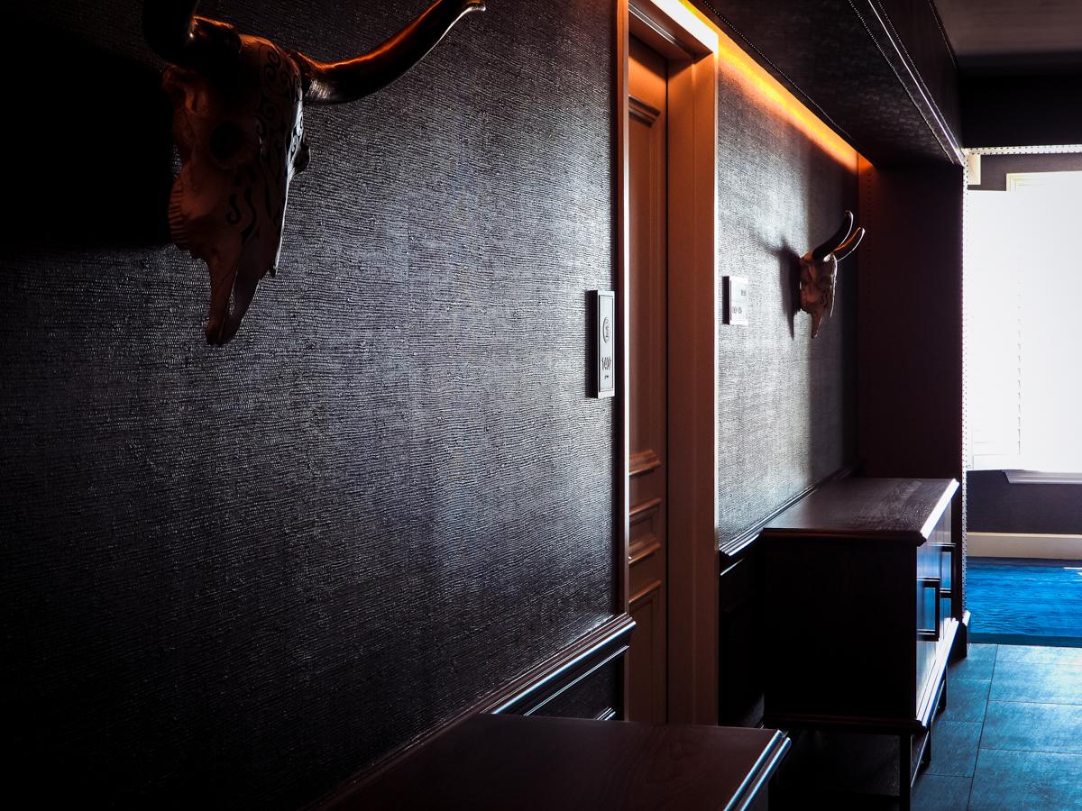 Hotel Paso Del Norte elevators
