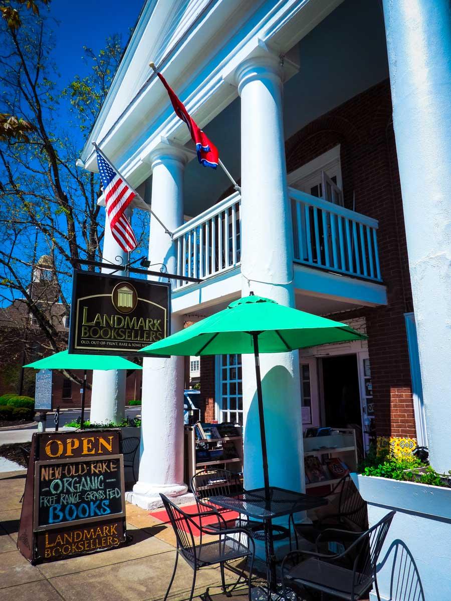 Landmark Booksellers in Franklin, TN