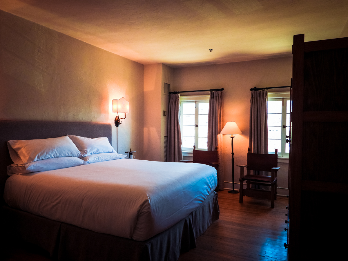 Room in St Francis Hotel in Santa Fe