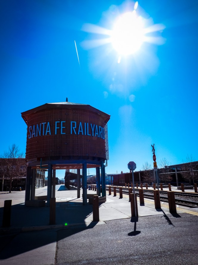 Santa Fe Railyard Arts District