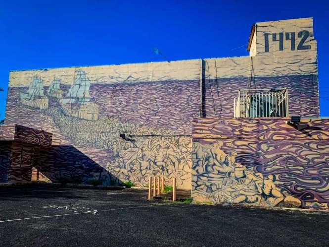 santurce street art of the journey to puerto rico