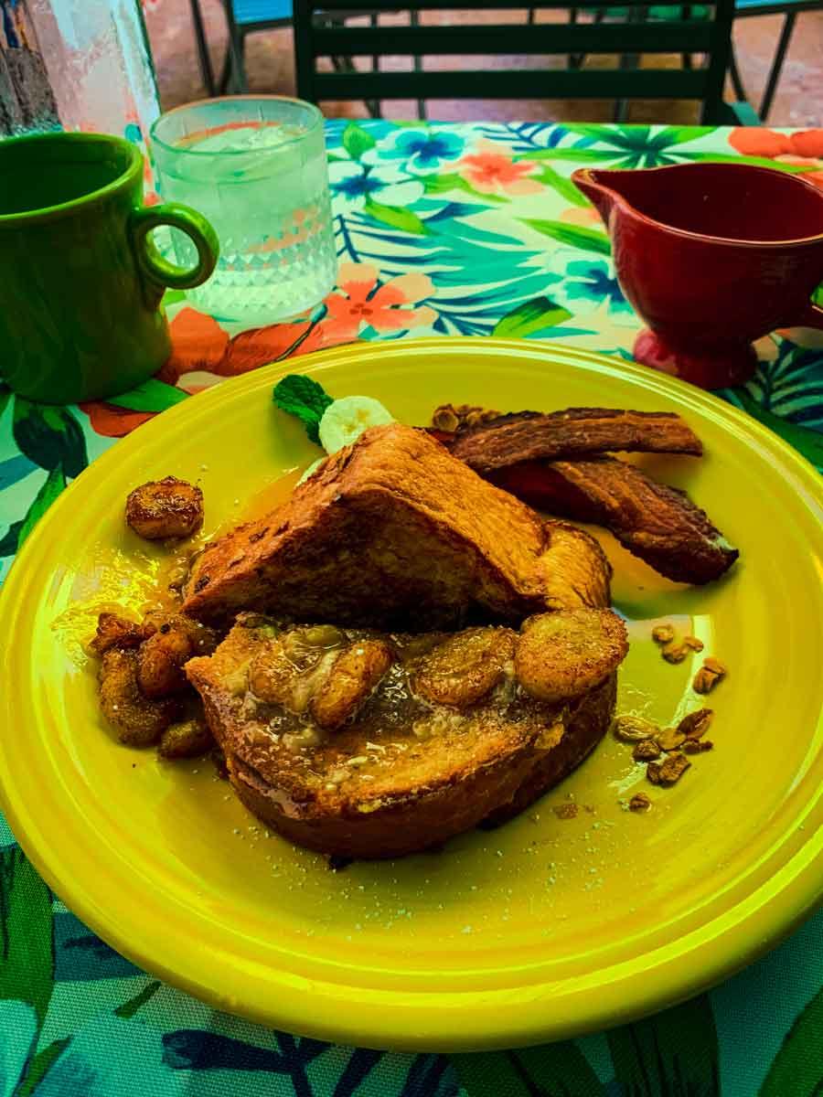 Casa Sol breakfast