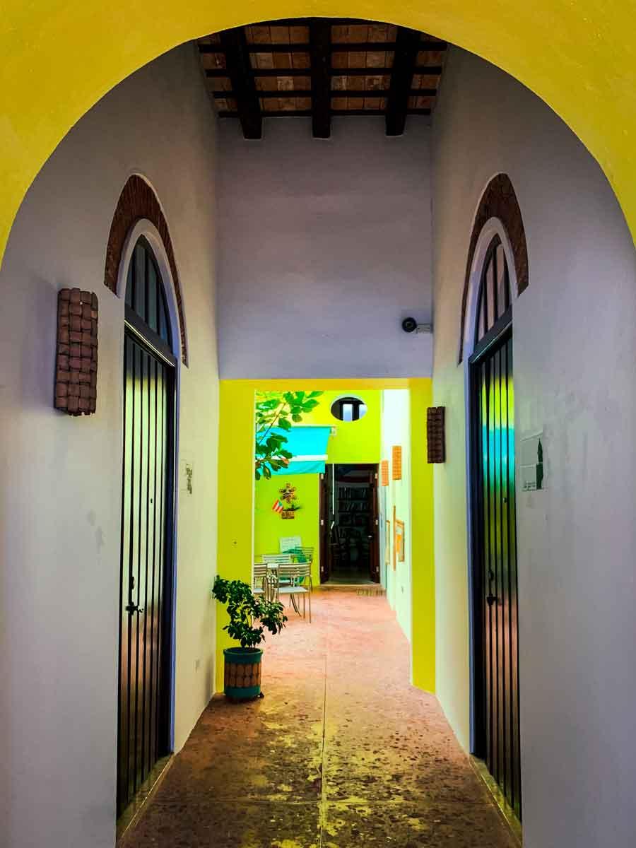 Casa Sol entry