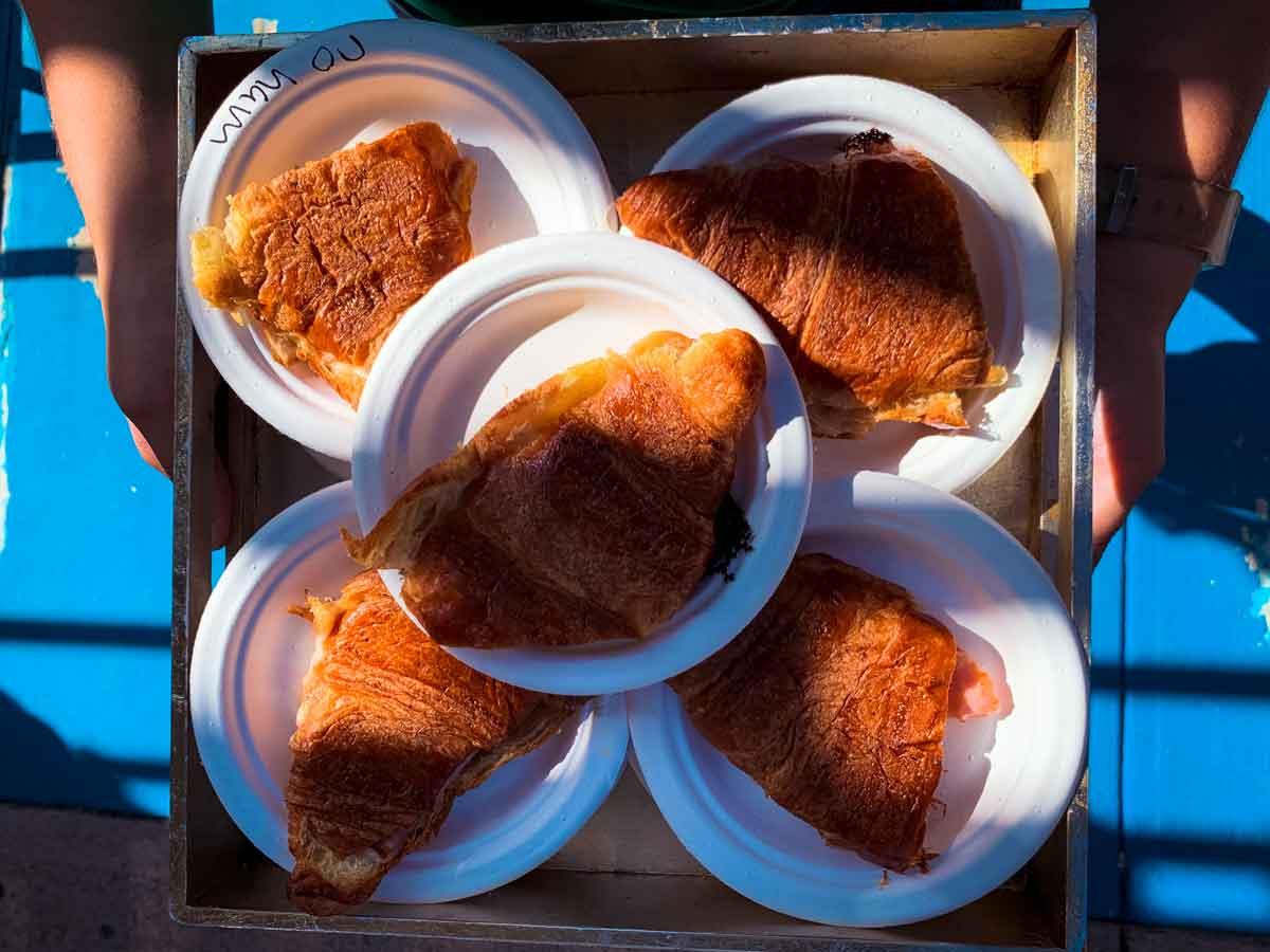 old san juan food tour croissants