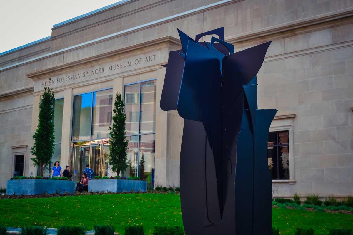 museum of art exterior