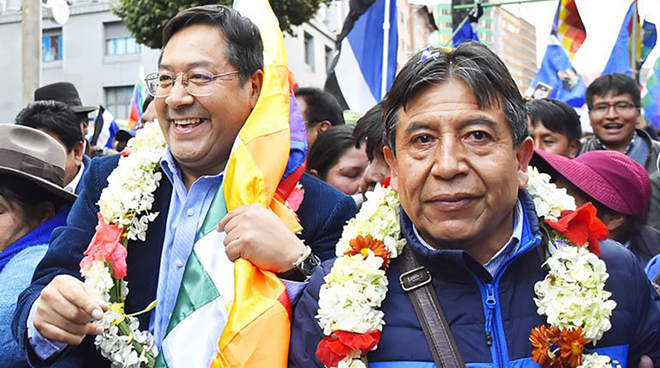 Why Lucho & David won the Bolivian elections