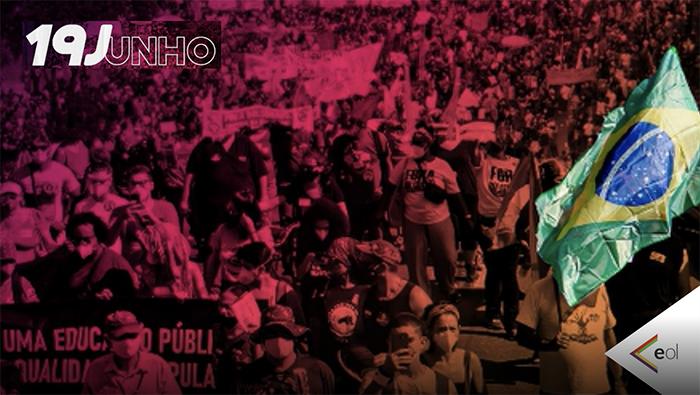Brésil. «Trois raisons de construire la manifestation du 19 juin»