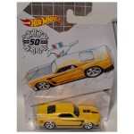 Hot Wheels Larry Wood 50th Anniversary Set 1969 Ford Mustang Boss 302 Global Diecast Direct