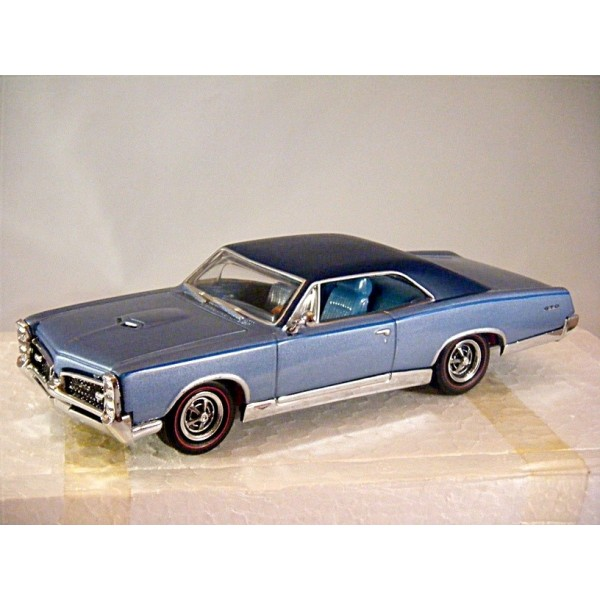 Matchbox Collectibles Muscle Car Series 1   1967 Pontiac GTO     Matchbox Collectibles Muscle Car Series 1   1967 Pontiac GTO