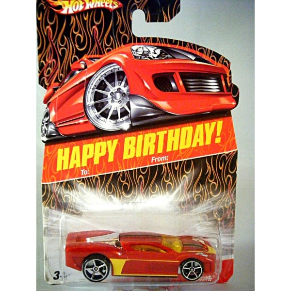 Hot Wheels Happy Birthday Series Reverb Global Diecast Direct
