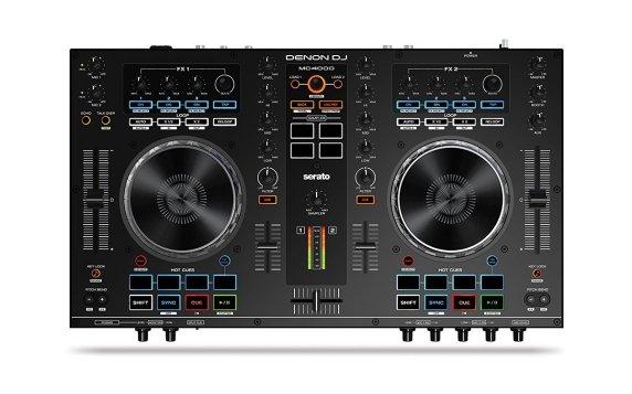 Best dj controller - denon-dj-mc4000
