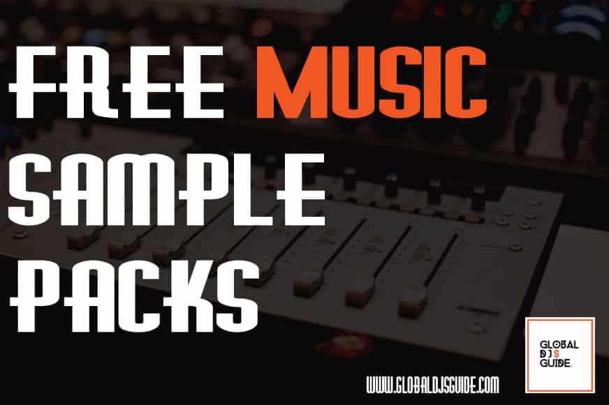 Free sample packs to start electronic music production