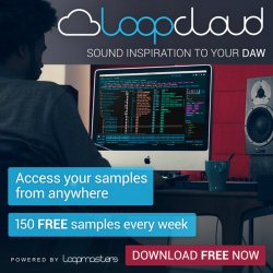 Register for Free Samples and Loops at Loopmasters.com