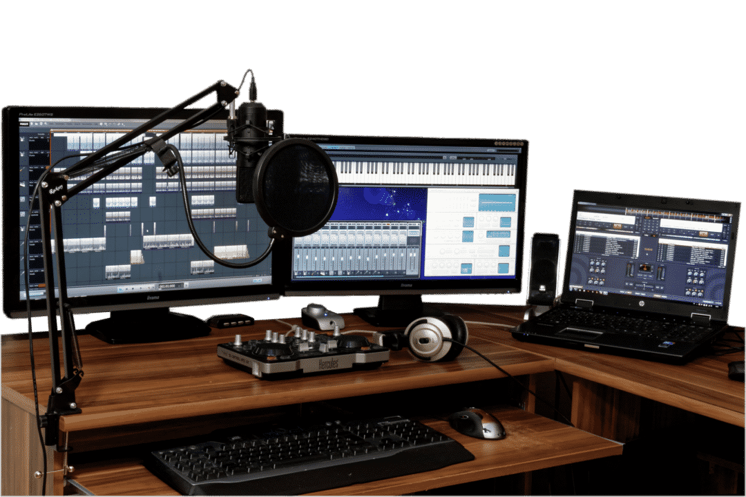The Best Home Recording Studio Bundles and Packages