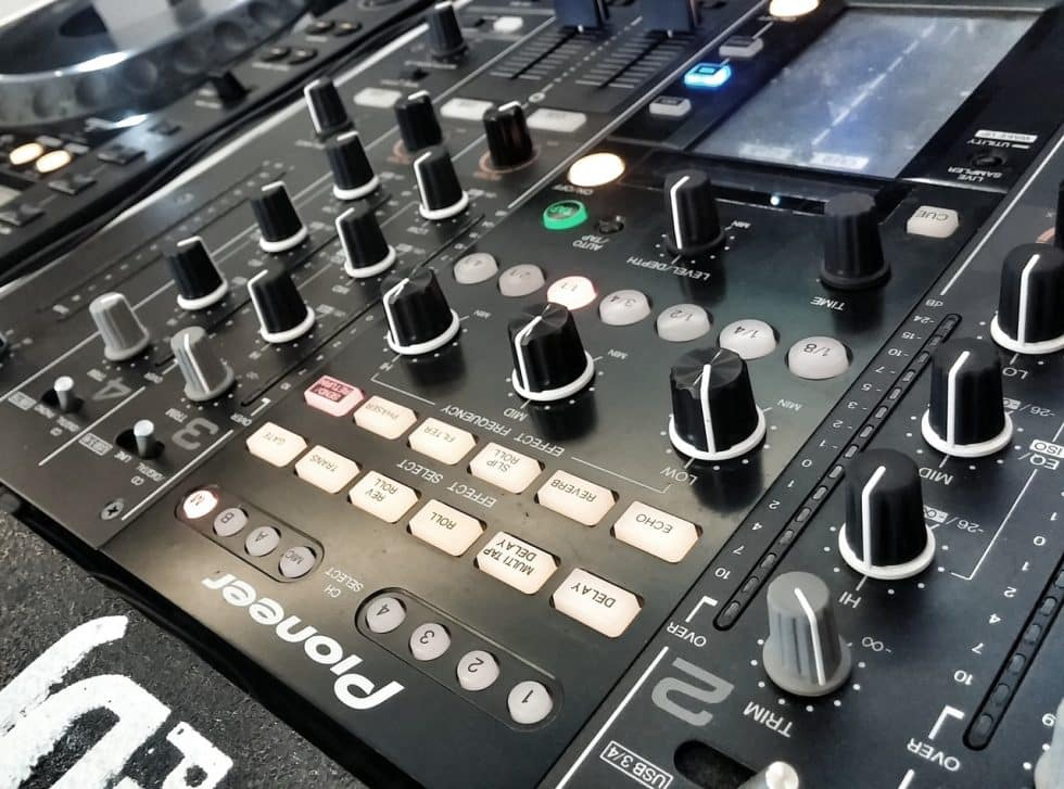 The best professional DJ mixers on the planet