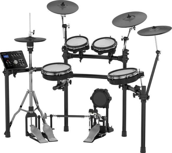 Roland High-performance, Mid-level Electronic V-Drum Set (TD-25KV)