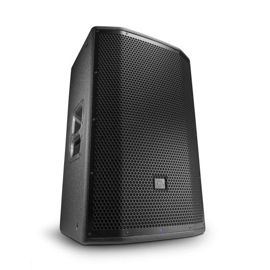 "BL Professional JBL PRX815W-15"" Two-Way Full-Range Main System:Floor Monitor with Wi-Fi, Black, 15 speaker"