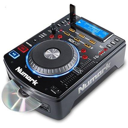 Numark NDX500 | USB:CD Media Player & Software Controller