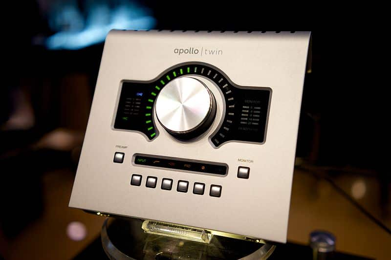 The Best Thunderbolt Audio Interface