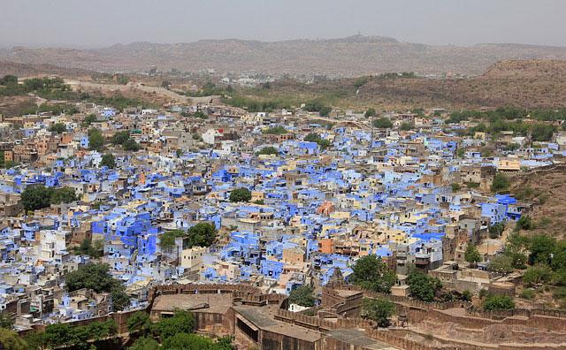 Enjoying India and the Blue City of Jodhpur