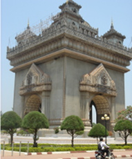 Wats of Laos