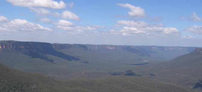 Blue Mountains - Katoomba, NSW
