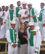Nuku'alofa high school band
