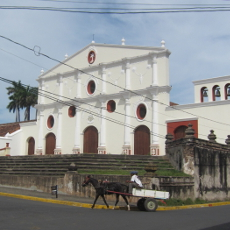 Granada, Masaya, and Lagoon Apoyo, Nicaragua