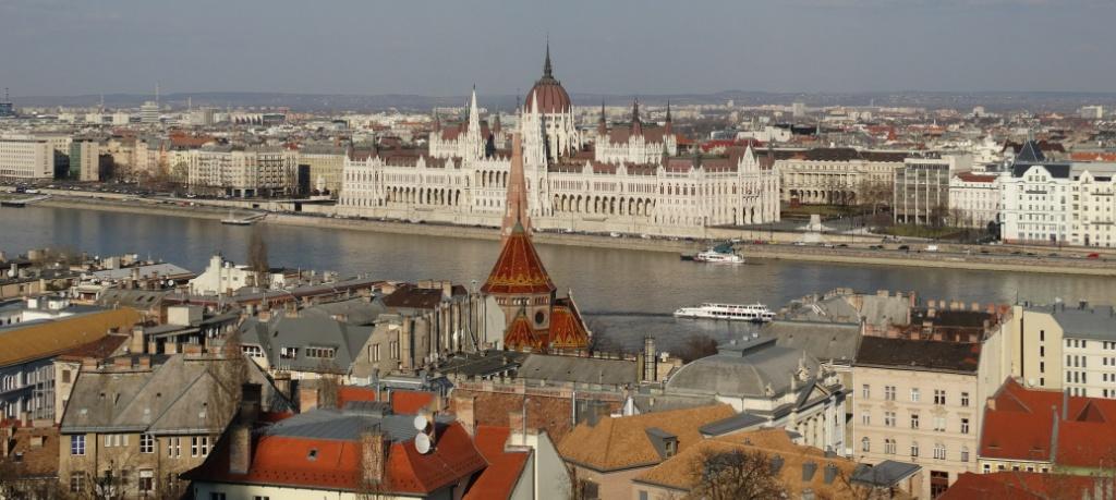Intoxicating Budapest, Hungary