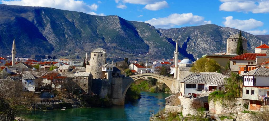 Travel in Bosnia and Herzegovina: Mostar