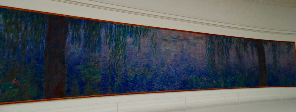 Musee l'Orangerie in Paris – My Favorite Museum