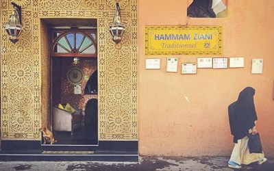 Surviving a Hammam in Morocco