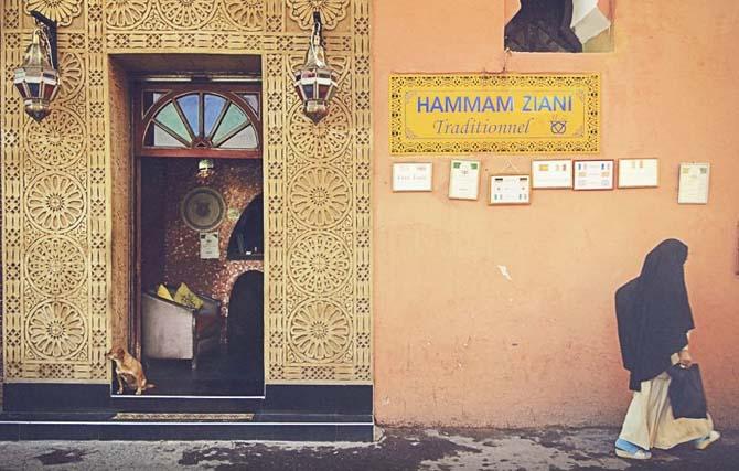 Surviving a Hammam in Morocco