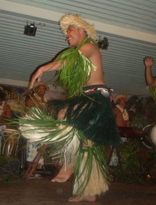 Dancing in the South Pacific