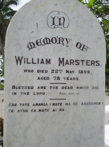 william marsters
