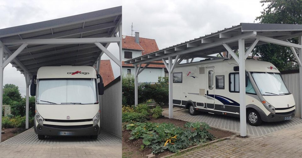 Conseils Pour Construire Un Abris A Camping Car Blog Globaleconomie Com