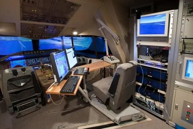 調布航空宇宙センター(写真提供/JAXA)。