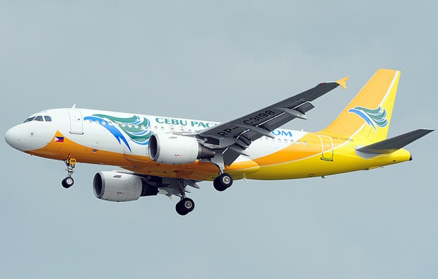 RP-C3198 A319-111 Cebu Pacific Air / SJByles