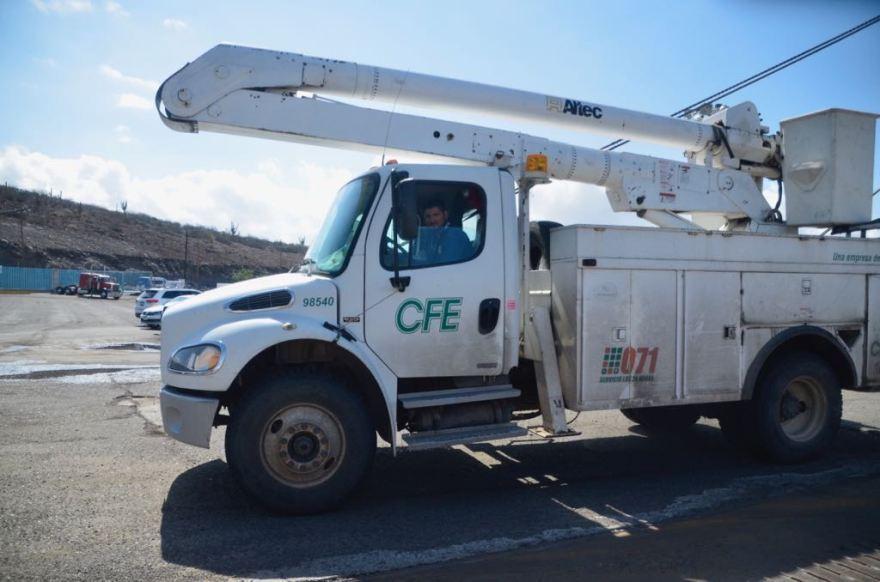 """CFE implementa plan para contener apagones en Tamaulipas por tormenta """"Fernand""""   Global Energy"""