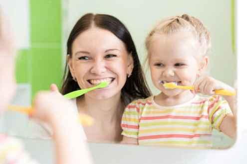 Penggunaan Sikat Gigi- Global Estetik Dental Care