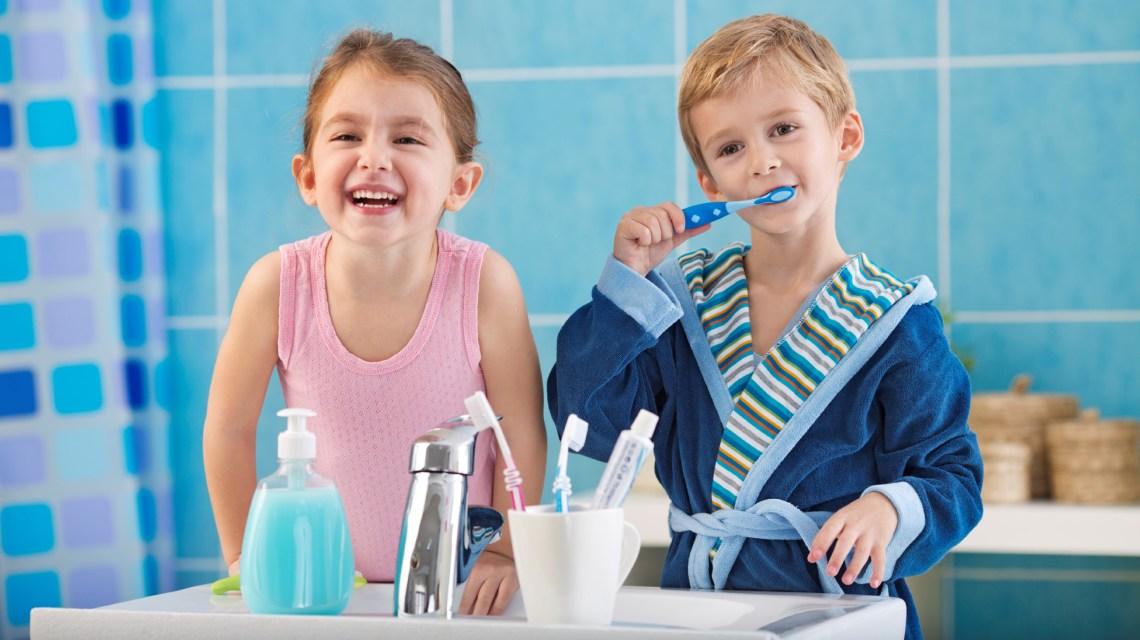 dokter gigi depok gigi anak sehat