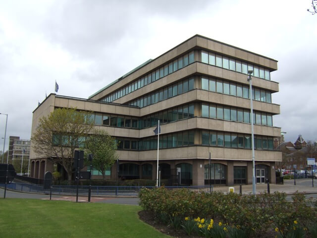 Carillion Head Office Construction House, 24 Birch Street, Wolverhampton, WV1 4HY