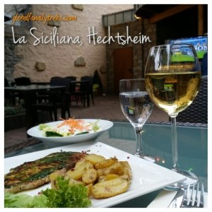 Foodie Find:  Romantic dinner at La Siciliana
