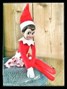 Giving up the Elf on the Shelf