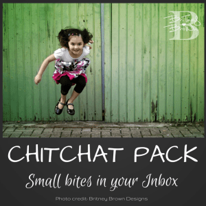 Chitchat pack 1.5: Back to School, Tech and Fashion Trends to Try