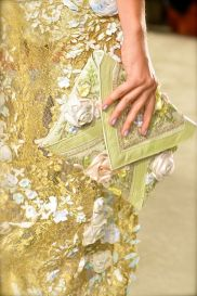 Marchesa- a pretty pastel; perfect for a daytime soiree.