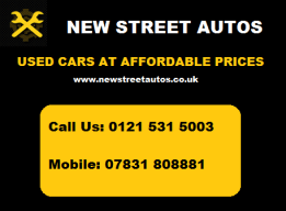 About New Street Autos - Wednesbury, UK